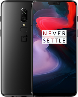 device category OnePlus 6 - 128 GB