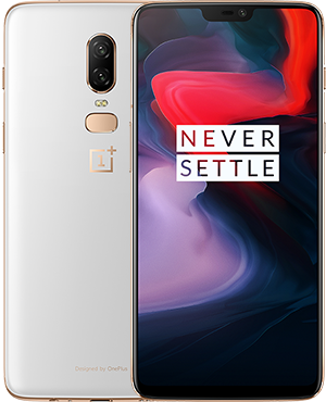 device category OnePlus 6 - 256 GB