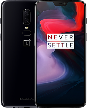 device category OnePlus 6 - 64 GB