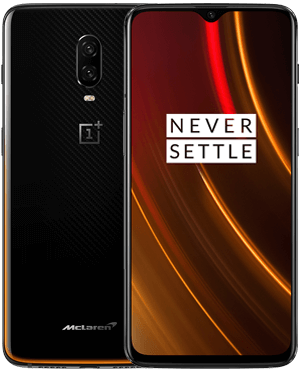 device category OnePlus 6T - McLaren Edition 10GB RAM + 256GB Storage